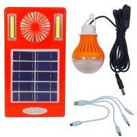 خرید                      سیستم روشنایی خورشیدی جی لادن مدل GM-007 کدN-997