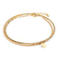 خرید                     پابند طلا 18 عیار زنانه ریسه گالری مدل Ri3-H2026