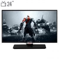 خرید                     تلویزیون ال ای دی مسترتک مدل MT2402HD سایز 24 اینچ