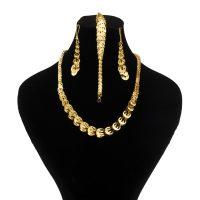 خرید                     نیم ست طلا 18 عیار زنانه کد N103