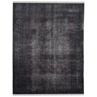 خرید                     فرش دستبافت رنگ شده هشت متری طرح وینتج کد 981178