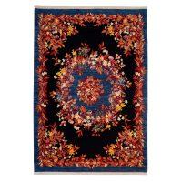 خرید                     فرش دستباف چهار و نیم متری فراهان کد 121330