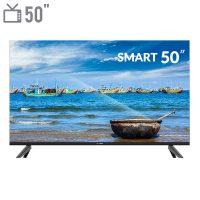 خرید                     تلویزیون ال ای دی هوشمند اسنوا مدل SSD-50SA560U سایز 50 اینچ