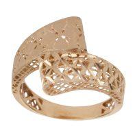خرید                     انگشتر طلا 18 عیار زنانه مایا ماهک مدل MR0379