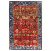 خرید                     فرش دستباف پنج و نیم متری سی پرشیا کد 171360