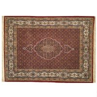 خرید                     فرش دستباف سه متری طرح ماهی ترنج کد 1140