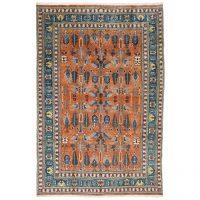 خرید                     فرش دستباف پنج و نیم متری سی پرشیا کد 171378