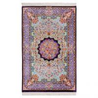 خرید                     فرش دستباف ذرع و نیم سی پرشیا کد 174669