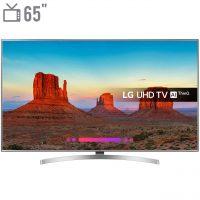 خرید                     تلویزیون ال ای دی ال جی مدل 65UK77000GI سایز 65 اینچ