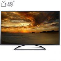 خرید                     تلویزیون ال ای دی هوشمند بلست مدل BTV-49SB210B سایز 49 اینچ