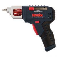 خرید                     پیچ گوشتی شارژی رونیکس مدل 8505
