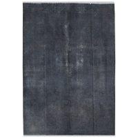 خرید                     فرش دستبافت رنگ شده هشت متری طرح وینتج کد 15117