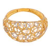 خرید                     انگشتر طلا 18 عیار زنانه گالری یارطلا مدل فیوژن کد ANF02