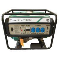 خرید                     موتور برق کامینز مدل P5000e