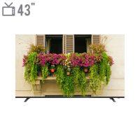 خرید                     تلویزیون ال ای دی هوشمند دوو مدل DSL-43K5411 سایز 43 اینچ