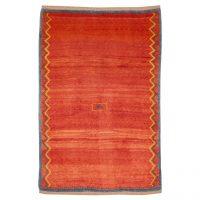 خرید                     گبه دستباف سه و نیم متری سی پرشیا کد 171459