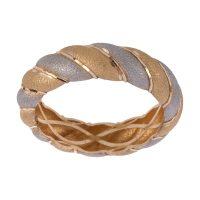 خرید                     انگشتر طلا 18 عیار زنانه گالری یارطلا کد ANF20