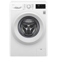 خرید                     ماشین لباسشویی ال جی مدل WM-621NW ظرفیت 6 کیلوگرم