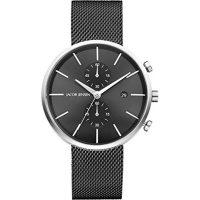 خرید                     ساعت مچی عقربه ای مردانه جیکوب جنسن مدل Linear Series 626
