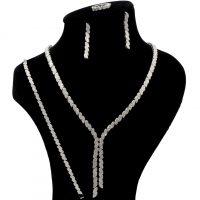 خرید                     ست نقره زنانه بهارگالری مدل Luxury Jewel کد S3