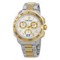 خرید                     ساعت مچی عقربه ای مردانه ورساچه مدل VQC030015