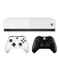خرید                     کنسول بازی مایکروسافت مدل Xbox One S ALL DIGITAL ظرفیت 1 ترابایت