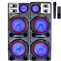 خرید                     پخش کننده خانگی میکرولب مدل DJ-1201