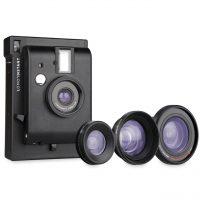 خرید                     دوربین چاپ سریع لوموگرافی مدل Black به همراه سه لنز