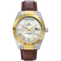خرید                     ساعت مچی عقربه ای مردانه کوین واچ مدل C113TWH