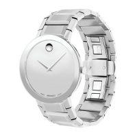 خرید                     ساعت مچی عقربه ای مردانه موادو مدل 0607178