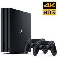 خرید                     کنسول بازی سونی مدل Playstation 4 Pro ریجن 3 کد CUH-7218B ظرفیت 1 ترابایت