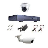 خرید                     پک سیستم امنیتی حفاظتی دوربین مداربسته نظارتی مدل SX4001A