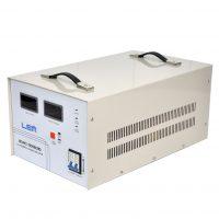 خرید                     استابلایزر لم مدل SVC-10000 ظرفیت 10000 ولت آمپر