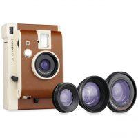 خرید                     دوربین چاپ سریع لوموگرافی مدل Sanremo به همراه سه لنز