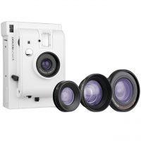خرید                     دوربین چاپ سریع لوموگرافی مدل White به همراه سه لنز