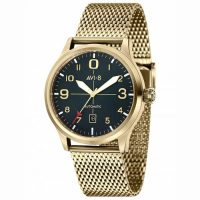 خرید                     ساعت مچی عقربه ای مردانه ای وی ایت مدل AV-4021-33