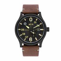 خرید                     ساعت مچی عقربه ای مردانه ای وی ایت مدل AV-4060-03