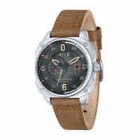 خرید                     ساعت مچی عقربه ای مردانه ای وی ایت مدل AV-4043-01