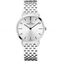 خرید                     ساعت مچی عقربه ای آلبرت ریله مدل 018UQ19-SS33I-SS