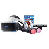 خرید                     مجموعه عینک واقعیت مجازی سونی مدل Playstation ZVR2 به همراه بازی Ironman