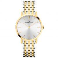 خرید                     ساعت مچی عقربه ای آلبرت ریله مدل 018UQ19-SY33I-SM