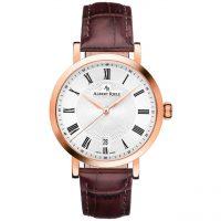 خرید                     ساعت مچی عقربه ای آلبرت ریله مدل 219UQ02-SP33R-LN