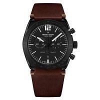 خرید                     ساعت مچی عقربه ای مردانه منیجر مدل MAN-MA-02-NL