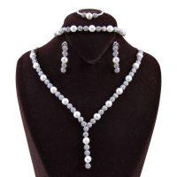 خرید                     ست نقره زنانه بازرگانی میلادی کد NTR_091