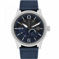 خرید                     ساعت مچی عقربه ای مردانه ای وی ایت مدل AV-4061-02