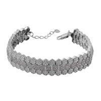 خرید                      دستبند نقره زنانه بازرگانی میلادی کد DP_182