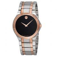 خرید                     ساعت مچی عقربهای مردانه موادو مدل 0607083
