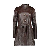 خرید                     کت چرم زنانه شیفر مدل 7w51-2