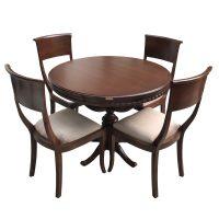 خرید                     میز و صندلی ناهار خوری ایتالیایی اسپرسان چوب مدل SM23