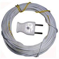خرید                     المنت زیر فرشی گرمایش از کف الکترومکانیک 220 ولت 100 وات سیمی 15 متری